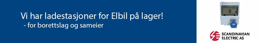 Otra Elbil lading 2