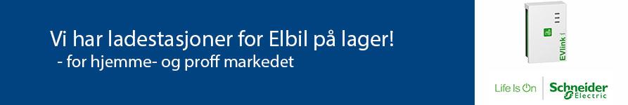 Otra Elbil lading 1